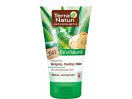 Terra Naturi Antibakterielle Reinigung Peeling Maske