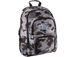 Rucksack LOUTH CAMOUFLAGE