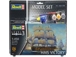 Revell 65819 Model Set HMS Victory
