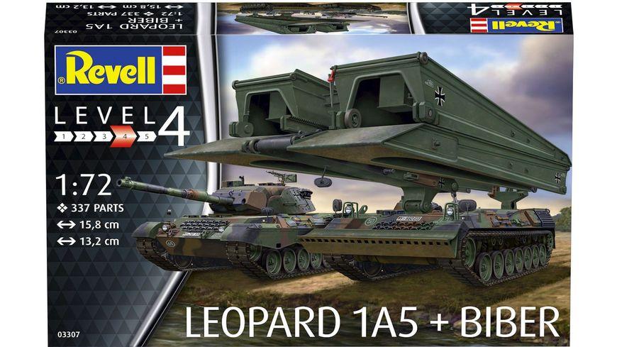 Revell 03307 Leopard 1A5 Biber