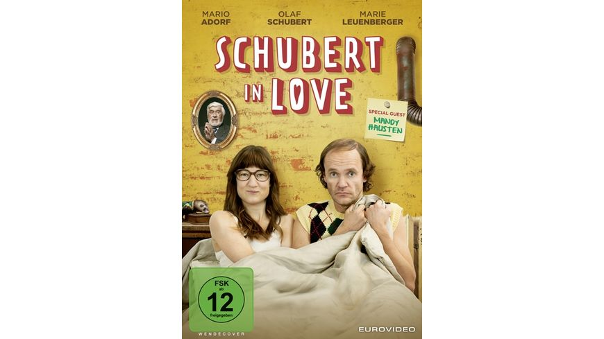 Schubert in Love DVD