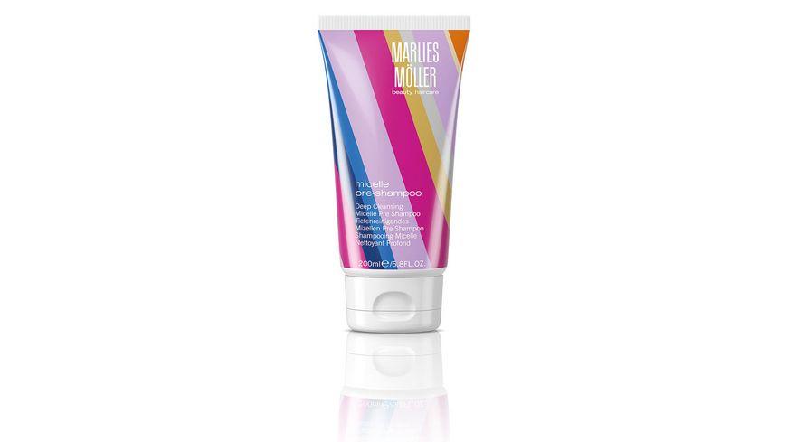 MARLIES MOeLLER Micelle Pre Shampoo
