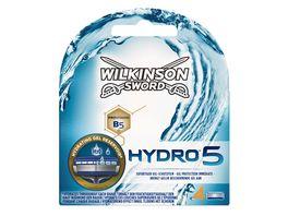 WILKINSON Sword Hydro 5 Rasierklingen