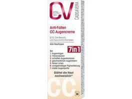 CV Vital Anti Falten CC Augencreme