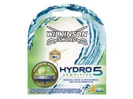 WILKINSON Sword Hydro 5 Sensitive Rasierklingen