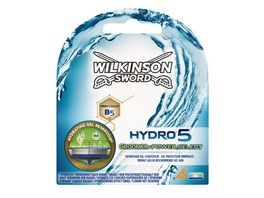 WILKINSON Sword Hydro 5 Groomer und Power Select Rasierklingen