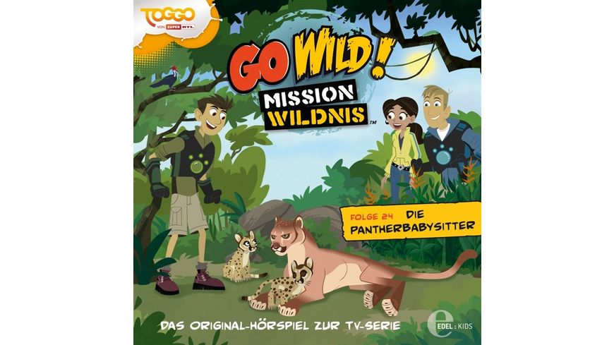 24 Original HSP z TV Serie Die Pantherbabysitter
