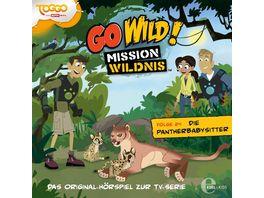 24 Original HSP z TV Serie Die Pantherbabysitter