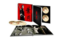 Ip Man The Complete Collection Blu ray Disc