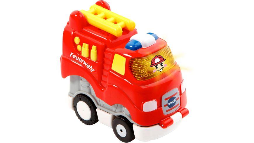VTech Tut Tut Baby Flitzer Press Go Feuerwehr