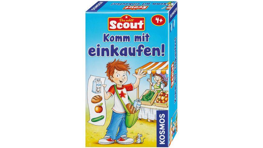KOSMOS Kinderspiele Scout Komm mit zum Einkaufen