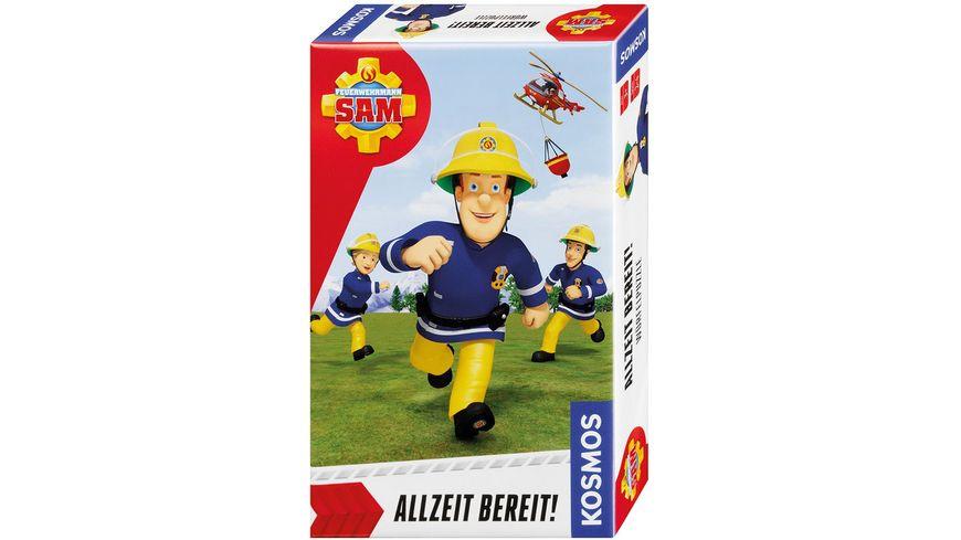 KOSMOS - Kinderspiele - Feuerwehrmann Sam Allzeit bereit!