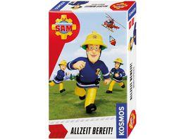 KOSMOS Kinderspiele Feuerwehrmann Sam Allzeit bereit
