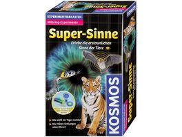 KOSMOS Mitbringexperimente Super Sinne Erlebe die erstaunlichen Sinne der Tiere