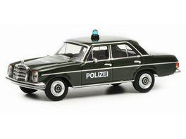 Schuco Edition 1 64 Mercedes Benz 8 Polizei