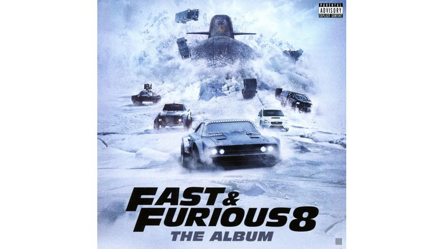 Fast Furious 8 The Album