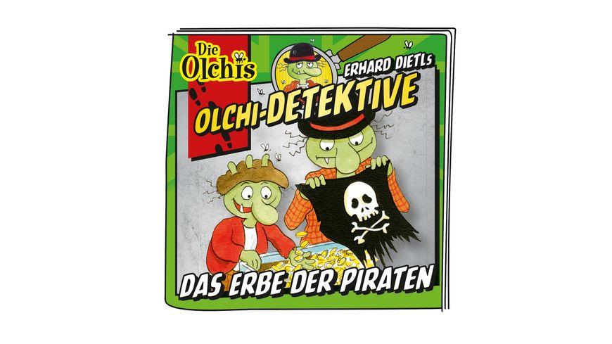 tonies Hoerfigur fuer die Toniebox Erhard Dietl s Olchi Detektive Das Erbe der Piraten