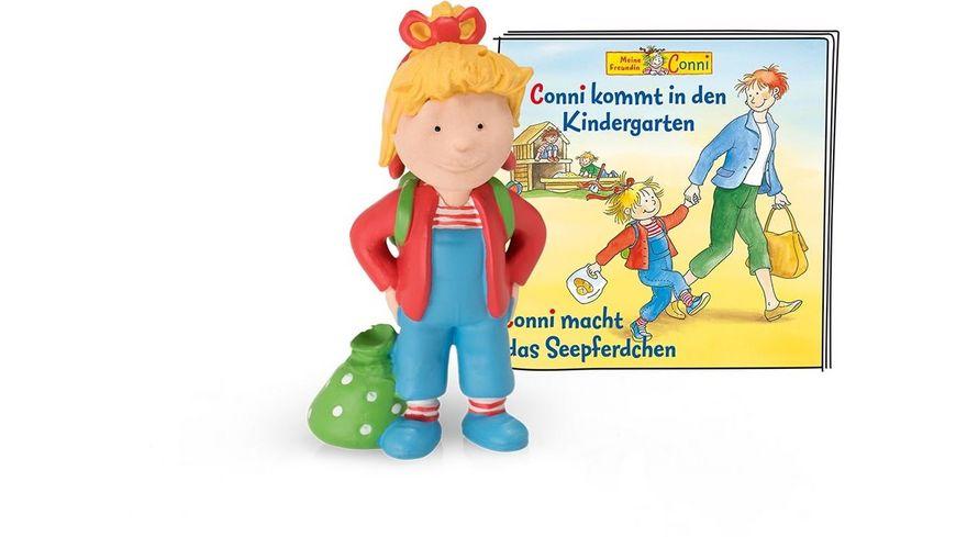 tonies Hoerfigur fuer die Toniebox Conni kommt in den Kindergarten Conni macht das Seepferdchen