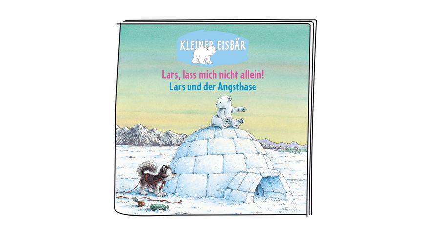 tonies Hoerfigur fuer die Toniebox Kleiner Eisbaer Lars lass mich nicht allein Lars und der Angsthase
