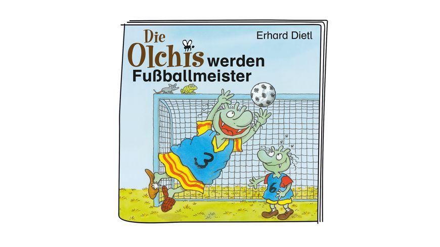 tonies Hoerfigur fuer die Toniebox Die Olchis werden Fussballmeister