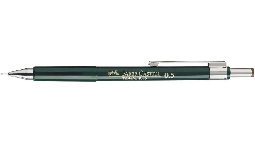 FABER CASTELL Druckbleistift TK FINE 9715 0 5mm