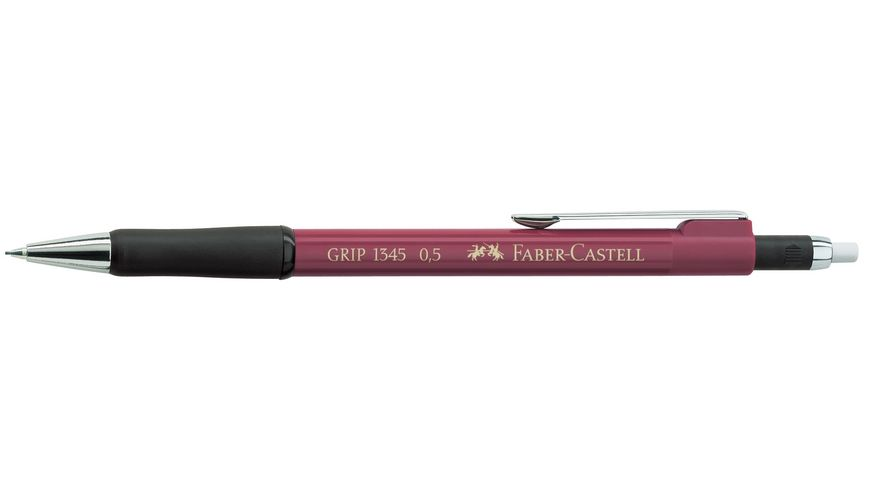 0,5/mm in Blisterverpackung 2 Rohre HB Faber Castell/Rohr mit 12/Minen
