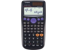 CASIO Schulrechner FX 85DE Plus
