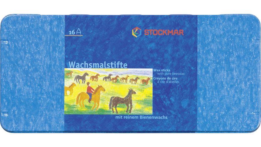 Stockmar Wachsmalstifte