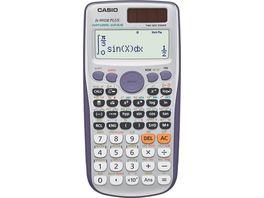 CASIO Schulrechner FX 991DE Plus