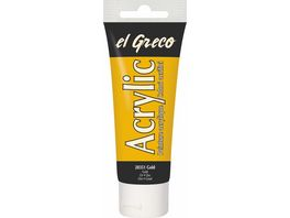 KREUL el Greco Metallic Acrylfarbe 75 ml Tube