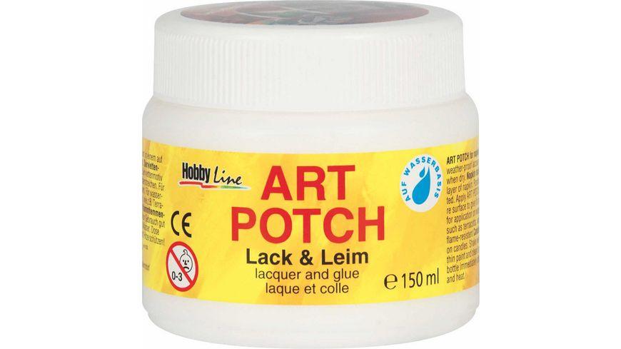 KREUL Art Potch Lack Leim 150 ml
