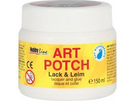 KREUL Art Potch Lack Leim 150 ml
