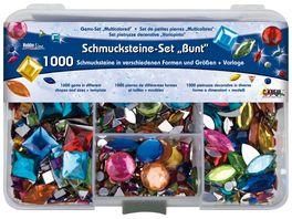 KREUL Schmucksteine Set Bunt