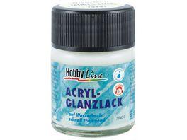 KREUL Acryl Glanzlack transparent auf Wasserbasis 50 ml