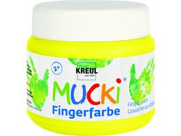 KREUL Mucki Fingerfarbe 150 ml