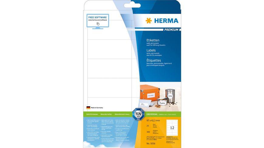 HERMA Etiketten Premium 97 x 42mm