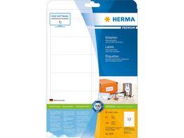 HERMA Etiketten Premium
