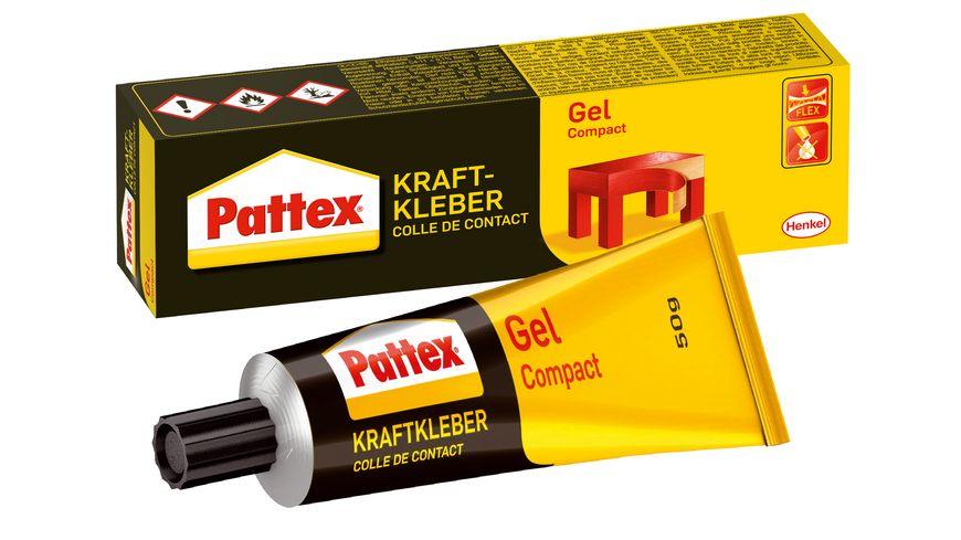 Pattex Kraftkleber Compact WA84 tropffrei