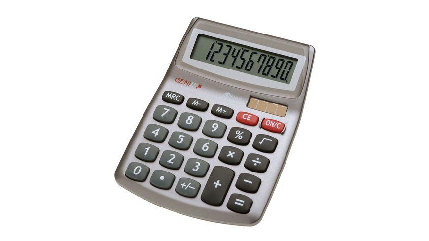 GENIE Design Tischrechner 540 Dual Power