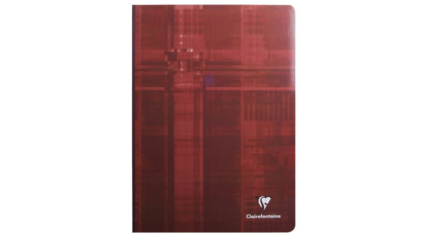 Clairefontaine Notizbuch blanko A4