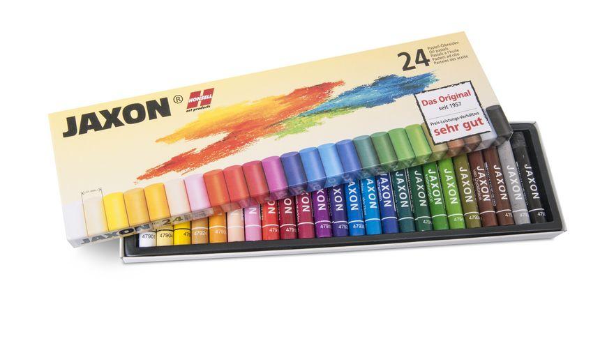 JAXON Oelkreide 24er Pack