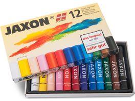 JAXON Pastell Oelkreide 12er Pack