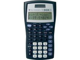 TEXAS INSTRUMENTS Taschenrechner TI 30X II S