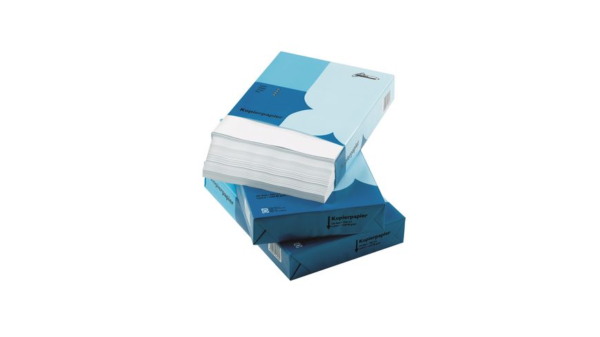 Mueller Kopierpapier A4 80g m 500 Blatt