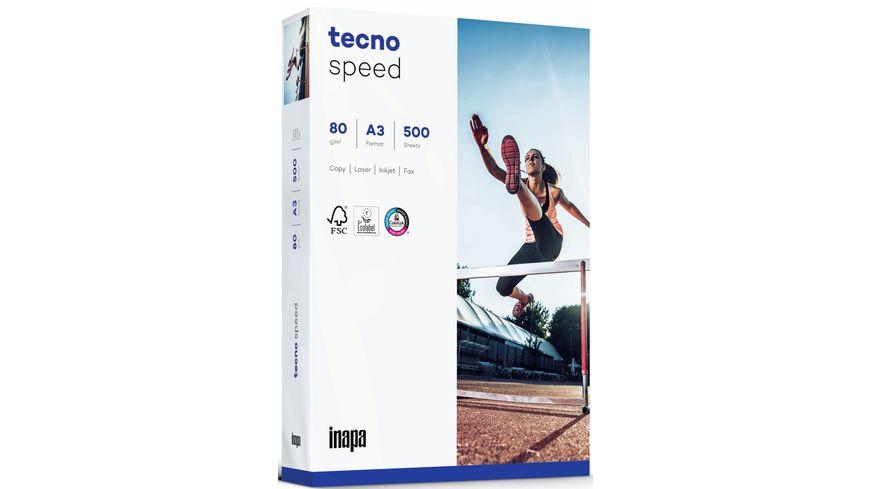 PlanoSpeed Kopierpapier A3 80g m 500 Blatt