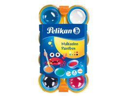 Pelikan Deckfarbkasten Mini Friends 8 Farben