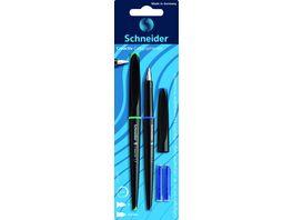 Schneider Fuellhalter Kalligraphie Set