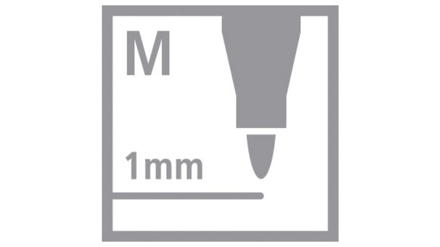 STABILO Premium Fasermaler Pen 68