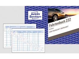 sigel Fahrtenbuch fuer PKW