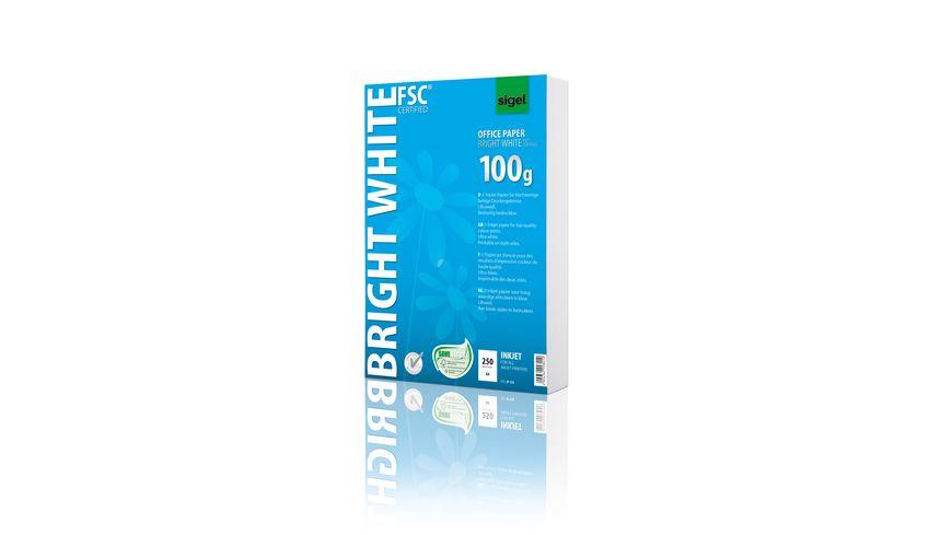 sigel Office Papier Bright White A4 250 Blatt